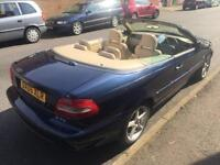 2005 VOLVO C70 2.0T GT CONVERTIBLE > WEEKEND SALE PRICE £1175 < DRIVES GOOD