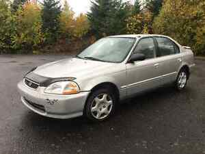 1998 Honda Civic EX Sedan