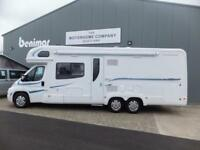 Fiat AUTO TRAIL FRONTIER six berth motorhome for sale