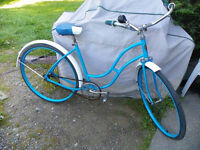 1954 Sunshine Waterloo Bicycle for Tall Girls/Women L XL 26""