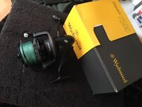 wychwood dispatch 7500 spod reel carp fishing used once bargain