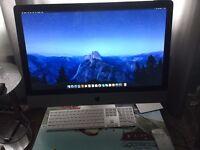 Apple I Mac 27 inch 1tbt memory £500 Ono