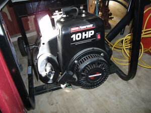 5000 Watt Generator with 10hp Coleman Motor