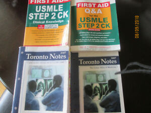 Books for IMGs for Medical Licencing Exam Preparation