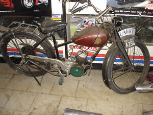 OLD 1949 SUN 49CC IN GREAT CONDITION
