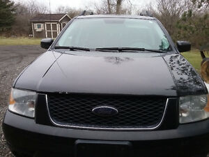 2006 Ford FreeStyle/Taurus X SUV, Crossover Limited