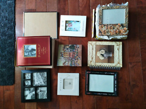 Frames and Albums