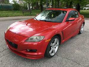 2006 Mazda RX-8 6SPEED!