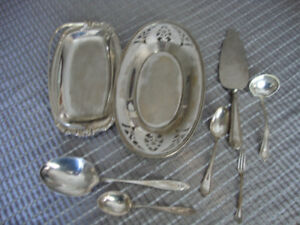 Silverware Pieces