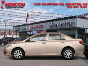 2010 Toyota Corolla SD  - Low Mileage