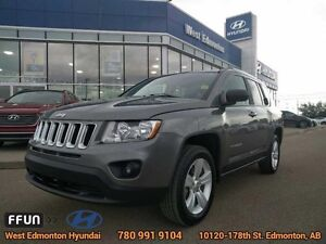 2012 Jeep Compass Sport/North North 4x4  4x4 cruise control x...