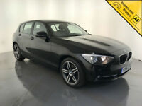 2015 BMW 118D SPORT 5 DOOR HATCHBACK 1 OWNER SERVICE HISTORY FINANCE PX WELCOME