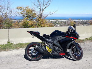 2015 Yamaha r3 in Mint Condition