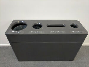 Recycling Bins Available: Overstock sale!