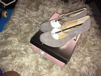New shoes size 5