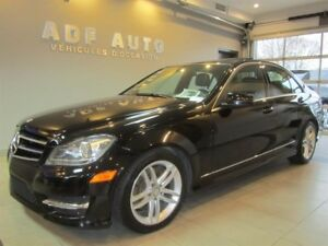 Mercedes-Benz C-Class C300 4MATIC SPORT PACKAGE  NAVIGATION 2014