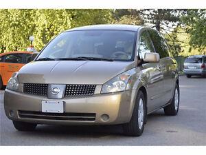 2004 Nissan Quest S $4500