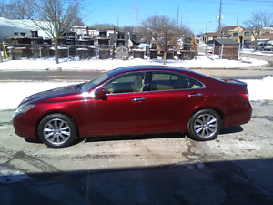 2007 Lexus ES 350 - Certified & E-Tested