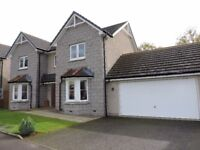 4 bedroom house in Beechcroft Gardens, Insch, Aberdeenshire, AB52 6WF