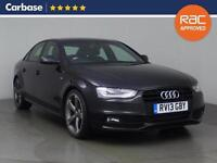2013 AUDI A4 2.0 TDI 177 Black Edition 4dr Multitronic