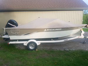 2009 Legend Xcalibur 19 - Like New 60hrs