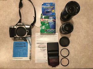 Digital FILM camera and accessories REDUCED