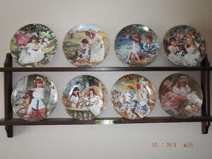 Sandra Kucks Sweetheart Plate Collection
