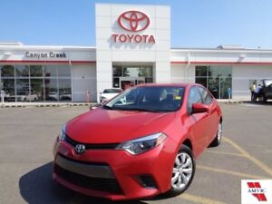 2016 Toyota Corolla LE AUTO BACKUP CAMERA HEATED SEATS