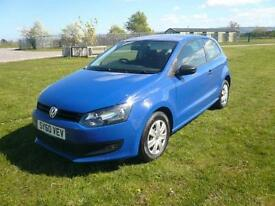 Volkswagen Polo 1.2 ( 70ps ) ( a/c ) 2010MY S ONLY 20,000 MILES