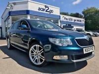 2013 Skoda SUPERB ELEGANCE TDI CR Manual Estate