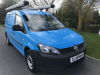 2013 13 VOLKSWAGEN CADDY MAXI 1.6TDI C20 102BHP 1 OWNER ANY UK DELIVERY