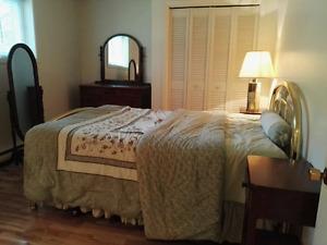 Bel appartement de 4 chambres à coucher