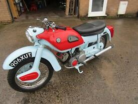 ARIEL ARROW MANUFACTURED 1960