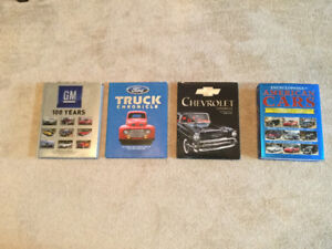 4 books for the car enthusiast