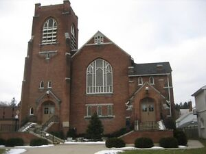 St Andrew's Presbyterian , Owen Sound, Giant Rummage Sale Oct 1