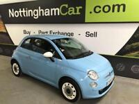 2015 15 FIAT 500 1.2 COLOUR THERAPY 3D 69 BHP