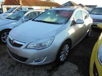 Vauxhall/Opel Astra 1.7CDTi 16v ( 125ps ) 2011MY SE