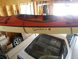 Serenity Formula, sea kayak, FG, beautiful touring kayak