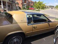1984 Cadillac birattzz