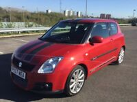 Suzuki Swift 1.6 Sport (red) 2007