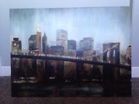 Assorted New York Cityscape Pictures