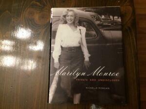 Marilyn Monroe - Various Used Books