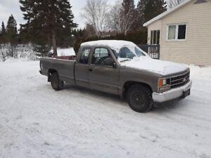 1991 Chevrolet C/K Pickup 1500 Coupé (2 portes)