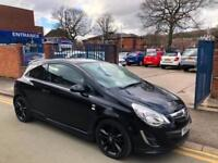 2012 '62' Vauxhall Corsa 1.3CDTi LIMITED EDITION!! 16v (75ps) (a/c) ecoFLEX