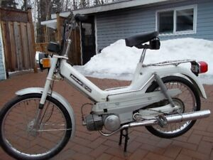 1975 Puch Maxi Deluxe