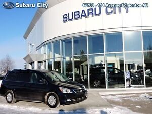 2007 Honda Odyssey Touring  DVD SYSTEM, WINTER TIRE PACKAGE, REM