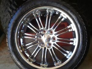 chevy or gm truck rims 22 inch