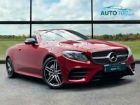 2017 Mercedes-Benz E Class 3.0 E400 V6 AMG Line (Premium Plus) Cabriolet