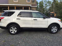 2012 Ford Explorer SUV, Crossover