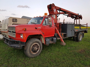 40ft Boom Truck for Sale or Trade